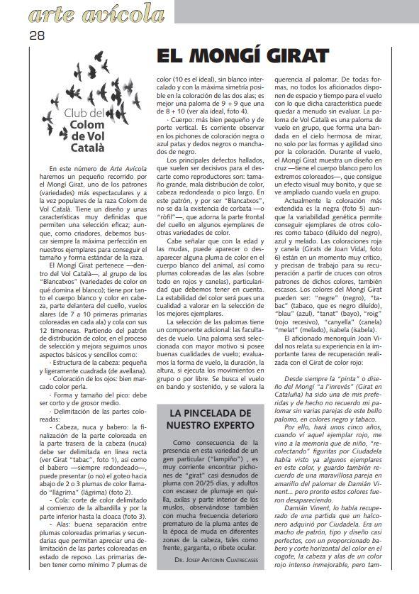 ARTE AVÍCOLA 93